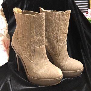 "BCBGMaxAzria ""Virginia"" Stylish Bootie Heel Boots"
